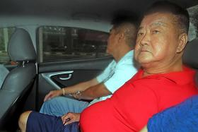 Businessman, 69, charged with Boon Tat Street murder