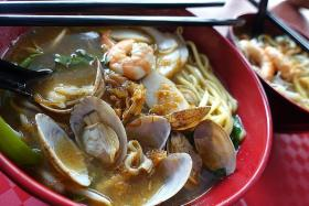 Makansutra: Hae mee with a Malay twist