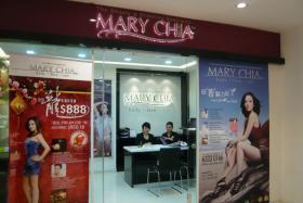 Mary Chia calls for trading halt