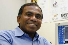 Professor Subra Suresh.