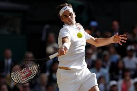 Roger Federer gears up for a historic semi-final