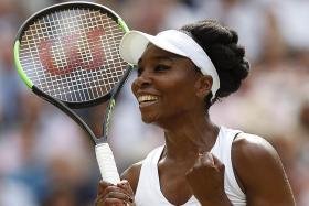 Serena backs sister's bid for sixth crown