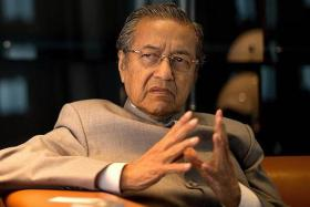 Malaysian opposition settles leadership issue