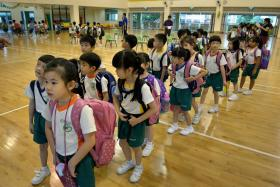 Most parents happy with Singapore school system: study