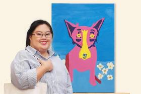 Woman with Down syndrome aims high and dreams big