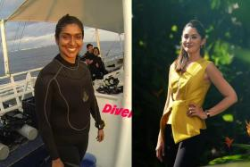 Missing diver a friend of Miss Universe Singapore 2002 winner Nuraliza Osman