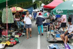 Sungei Road vendors may move to Sembawang pasar malam