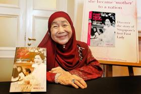 Puan Noor Aishah shares her unique story in a book