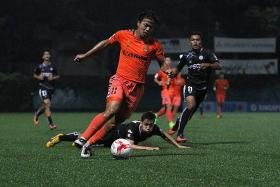 History beckons for Albirex