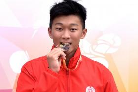 Double delight for Tingjia