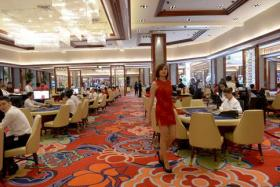 A file photo of Solaire Resort and Casino in Pasay City