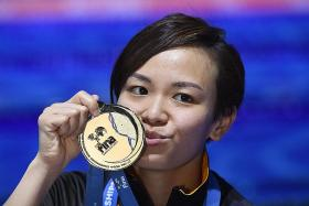 Cheong bags Malaysia's first ever diving gold at Worlds