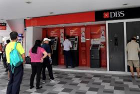 DBS warns of disruptions for some customers on Aug 5 and 6