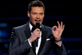Ryan Seacrest hosted American Idol for 15 seasons until last year, when the show was cancelled by Fox.