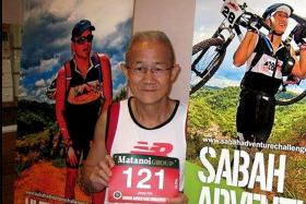 'Age is just a number' to 67-year-old runner