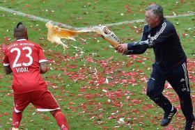 Ancelotti: No way Vidal is leaving