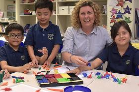 Affordable private school for expat kids