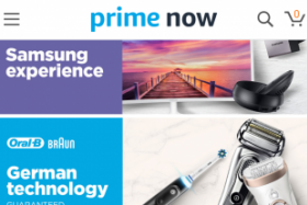 Amazon Prime Now officially launches in Singapore