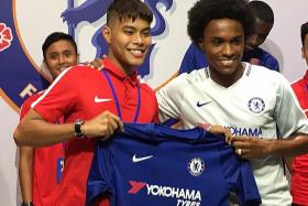 Willian makes call for more quality signings