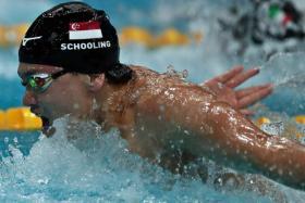 Joseph Schooling, Fina World Championships, Swimming, Caeleb Dressel, Olympics