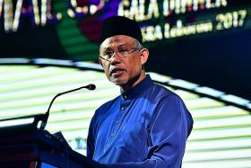 Malay grassroots groups will focus on building bonds to fight terror: Masagos