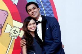 Aliff Aziz apologises to wife following third-party drama