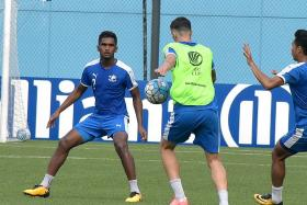 Hariss wants to lead Home to AFC Cup (Asean) glory