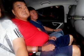 Tan Nam Seng has been charged with murdering his son-in-law Mr Spencer Tuppani Shamlal Tuppania 39-year-old man at Boon Tat Street.