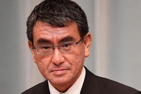 Japanese PM Abe reshuffles Cabinet