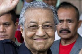 Mahathir: I did not use Malays, they used me
