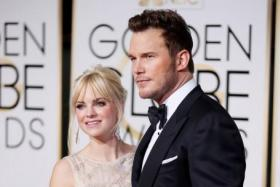Actors Anna Faris and Chris Pratt have announced that they are splitting up.