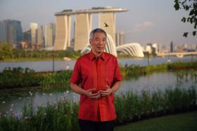 PM Lee highlights three areas for Singapore to prepare for the future