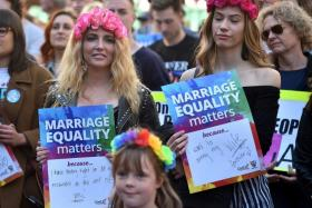 Marriage equality advocates have vowed to challenge the postal vote in court.