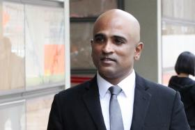 Lawyer M. Ravi charged with voluntarily causing hurt; remanded in IMH for two weeks
