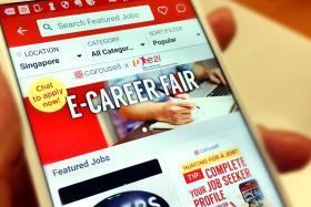 carousell job fair