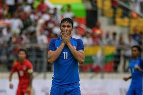 Tardy: Young Lions must go for a win against Malaysia