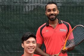From pupil to teammate at the SEA Games