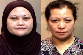 Duo jailed for misappropriating $5.1 million to feed 'extravagant lifestyle'