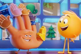 Movie Review: The Emoji Movie (PG)