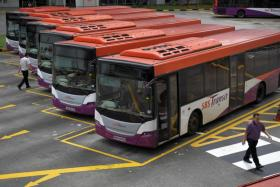 Trial for on-demand public bus services to start next year