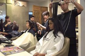 New Face hopefuls get new look at Kelture Salon