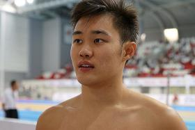 Teong gunning for gold and Schooling's 50m free record