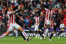 Wenger: We don't get penalties