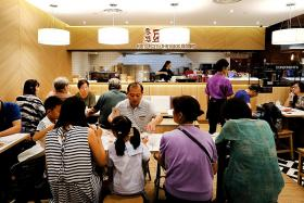 Upward trend in F&B sector may continue