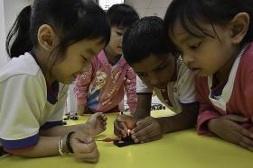 Empowering kids key to saving power