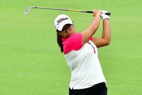 Golfer Amanda scores first pro win in China