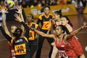 Malaysia 'too good' for Singapore in netball final