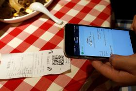 Singapore lags behind other countries in e-payment