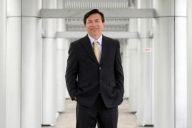 Maxi-Cash CEO Ng Leok Cheng hopes its new online services and revamped e-store will provide a strong platform for expansion overseas.