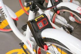 New bike sharing scheme launched in Holland-Bukit Panjang